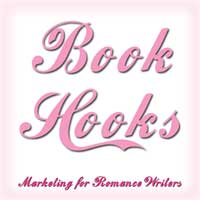 Book Hooks - a blog hop sponsored by Marketing for Romance Writers