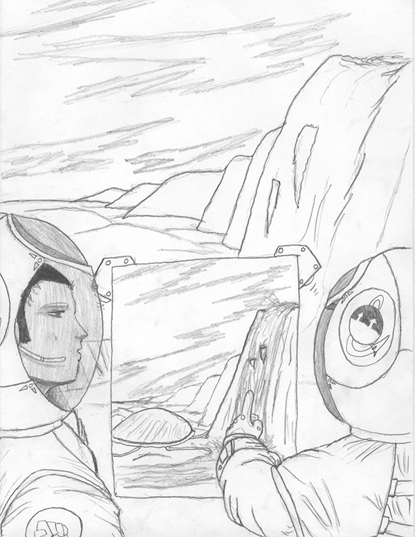 New Mujika - Terraformer's Dream World