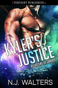 Read the #SciFiRomance Kyler's Justice by NJ Walters @njwaltersauthor #AssassinRomance #SciFi