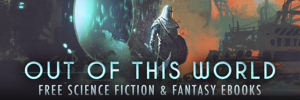 Read some out of this world Sci-Fi & Fantasy #SciFi #Fantasy #BookFair