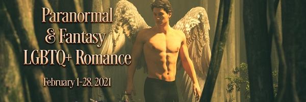 Paranormal & Fantasy LGBTQ+ Romance Reads Event with multiple authors #PNR #Fantasy #UrbanFantasy #DarkFantasy #LGBTQ