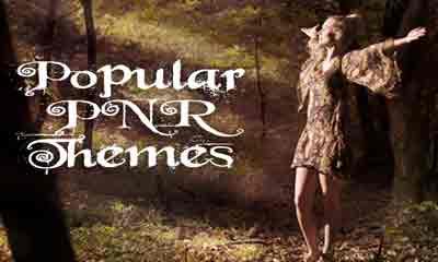 Popular PNR Themes (paranormal romance) #PNR #paranormal #romance