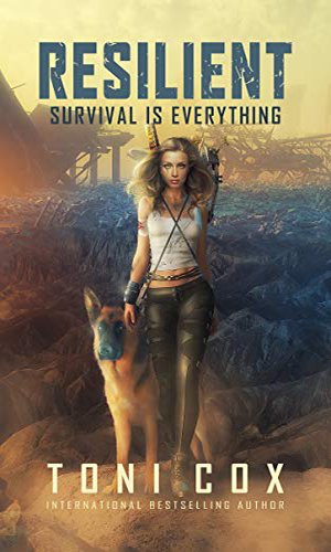 10 Apocalyptic books with strong female characters #SciFi #BookFair