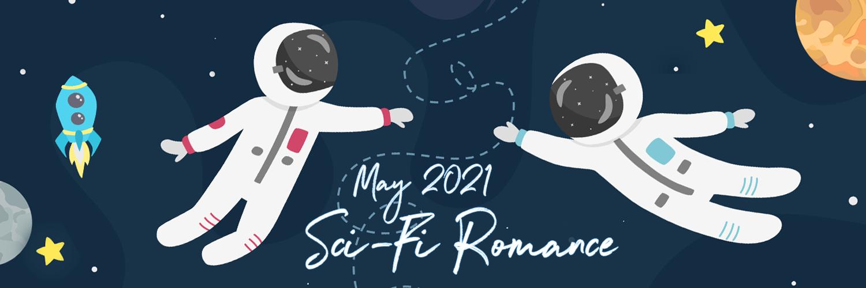 For your May TBR list #BookFair #SciFi #Romance #SFR
