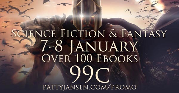 Over 100 #Scifi Books #99cents each (Jan 7-8) @kayelleallen