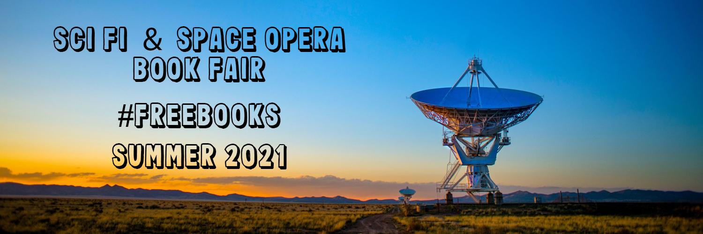 Summer Sci-Fi and Space Opera Book Fair Giveaway #SciFi #Books