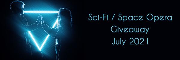 Sci-Fi & Space Opera Giveaway #SciFi #Fantasy #UrbanFantasy #SpaceOpera #LGBT