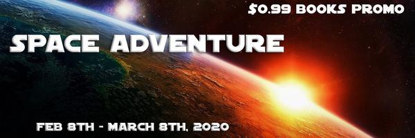Space Adventure Book Event