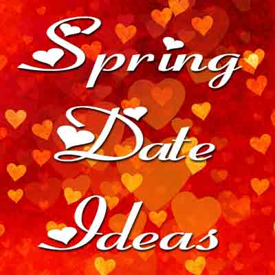 6 Romantic Spring Date Ideas #hopelessromantic @kayelleallen