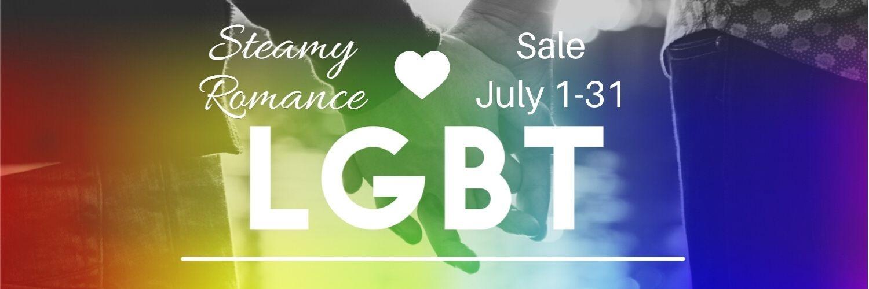 Pick up some steamy LGBT romance books. At least 1 romantic lead is an LGBTQ+ person #gayromance #LGBT #MM #books