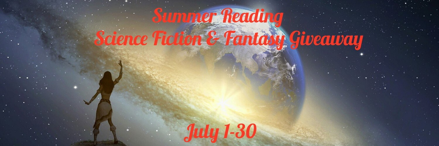 Summer Reading--Science Fiction and Fantasy Giveaway