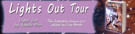 Read Lights Out in The Expanding Universe #SpaceOpera #NewRelease by @KayelleAllen
