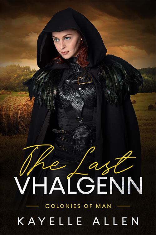 The Last Vhalgenn by Kayelle Allen