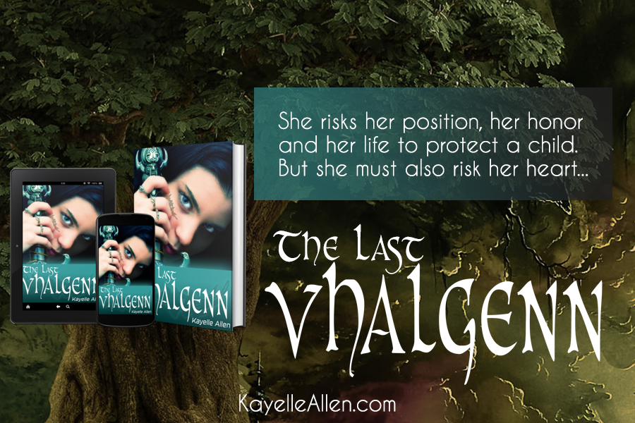 The Last Vhalgenn #SciFi #Fantasy