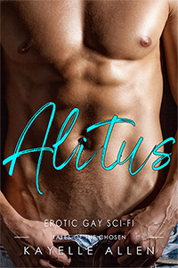 The truth risked not only his quarry's life, but also his own #Excerpt Alitus #MMRomance #SciFi #MFRWhooks