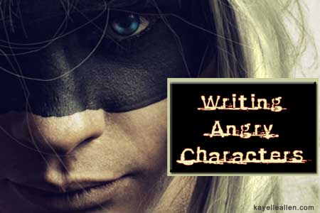 How do you write an angry character? #AmWriting #SciFi #MFRWhooks